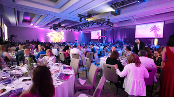 Formerly the Heart of Gold Gala, the event supports the Heart and Stroke Foundation's initiatives in cardiac arrest and resuscitation. Five hundred people attended the 2019 event at the Parq Vancouver and raised more than $900,000. Next: May 2020