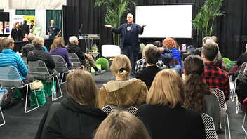 The Vancouver Health Show, held at Canada Place, is a two day consumer event for the health conscious individuals. Organized by PV Events, the show includes health products, services, demonstrations, seminars, food sampling, and expert speakers. It has a sister show in Victoria. Next: October 26-27, 2019