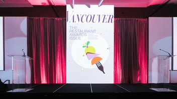 Vancouver Magazine has rated the city's restaurants since 1989 and hosted a gala event to celebrate the top restaurants and chefs since the mid-1990s. St. Lawrence won the Restaurant of the Year back to back in 2018 and 2019. About 700 foodies usually gather to toast the winners. Next: April 2020