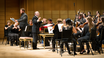 In 2019 the Vancouver Bach Festival did double duty as it highlighted the German composer's music while also celebrating the 50th anniversary of its producer, Early Music Vancouver. The 14-concert series, featuring performances by West Coast artists and musicians from across Europe and North America took place at the city's Christ Church Cathedral and the Chan Centre for the Performing Arts. The festival and Main Season has had a number of partnerships with organizations including the Vancouver Cantata Singers, Vancouver Chopin Society, the Vancouver Symphony Orchestra, the Pacific Baroque Orchestra, Chor Leoni Men's Choir, and the Vancouver Bach Choir. Next: July/August 2020