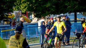 A Labour Day tradition for the past 17 years, the Vancouver Triathlon offers a test of endurance to approximately 550 participants ranging from the less experienced to veterans who challenge swimming, cycling, and running courses of varying distance around scenic Stanley Park and in English Bay. Next: September 2, 2019