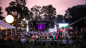 St. Catharines, Ontario This Niagara-area festival expects to draw more than 125,000 food and wine lovers this year, with 40 wineries offering their products. New draws included a wine garden lounge and the Tim Hortons family fun zone. Next: September 2020