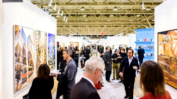 Toronto About 23,000 collectors, gallerists, artists, and enthusiasts returned to the Metro Toronto Convention Centre for Canada's largest modern and contemporary art fair in 2018. Sales to institutions and private and corporate collectors were strong, and RBC returned as the presenting sponsor. Next: October 25-27, 2019