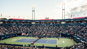 Up from #5 Montreal/Toronto The men's event, in Montreal in 2019, saw record attendance of 223,000 while celebrating its 40th year with vintage courts and signage. In Toronto, 128,000 fans came out to see, among others, Bianca Andreescu win the cup on home turf. New this year: All Toronto attendees got a free ride home courtesy of the Toronto Transit Commission. Next: August 2020