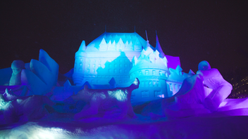 Quebec City A Google Doodle that gave the world's biggest winter carnival free publicity helped boost this year's attendance to 430,000 despite being shortened to 10 days from the previous year's 17. New this year: a hugely successful electronic dance music party and the biggest snow castle ever built at the iconic winter event. Next: February 7-16, 2020