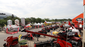 Up from #9 Regina The International Trade Centre hosted 34,000 Canadian and international agriculture community members at the show. New in 2019: The $4,000 AgTech challenge, where contestants were tasked with creating a startup business in 24 hours. Viterra returned as the presenting sponsor. Next: June 16-18, 2020