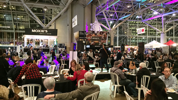 Toronto This industry and public event will host about 28,000 gourmands and beverage enthusiasts when it returns to the Metro Toronto Convention Centre in 2019 for its 25th edition. Highlights in 2018 included the craft distillery market, the fine wine tasting lounge, and, once again, the Mott's Best Caesar in Town competition. Next: November 21-24, 2019
