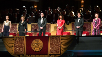 Ottawa Big-ticket names like Sandra Oh, Colm Feore, and Rick Mercer helped sell out the annual performance celebrating laureates at the National Arts Centre. Air Canada was the new presenting sponsor and jeweler Birks returned as a sponsor. Next: April 25, 2020