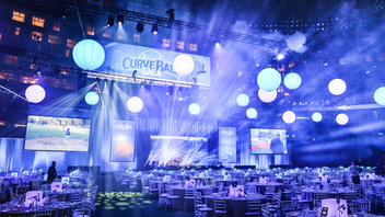 Toronto This charity supporting children and youth in the Jays Care program pared back the number of tables at its gala dinner this year, resulting in 1,280 attendees and a fund-raising total of $1.5 million. Highlights included rubbing shoulders with the entire Blue Jays roster and experiencing the newly laid out on-field event space at the Rogers Centre. Next: June 2020