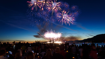 Vancouver Canada took home first prize in the longest-running offshore fireworks competition this year, edging out India and Croatia for the win. More than one million spectators viewed the three shows from the shores of English Bay, while bands warmed up the crowds before the Honda-sponsored event. Next year: a 30th anniversary celebration. Next: Summer 2020