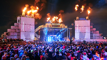 Up from #10 Montreal Unusually cold weather reduced attendance at this four-weekend, outdoor electronic dance party to 65,000 in 2019. New attractions included a re-imagined Igloo Village and a bigger dance floor at the Old Port of Montreal. Sapporo and Vidéotron returned as sponsors. Next: January 16-February 1, 2020