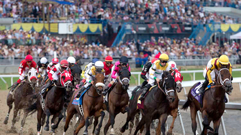 Toronto Canada's oldest thoroughbred race, and accompanying festival, reverted to two days this year from three, at Woodbine Racetrack over Canada Day weekend. Lexus sponsored the Premium Pass, while the Garden Social Pass and sold-out V.I.P. trackside viewing area were sponsored by G.H. Mumm. The event's purse remained at $1 million. Next: June 2020