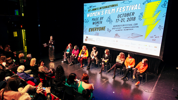Up from #7 St. John's This female-focused film fest grew to 6,500 spectators last year and is expected to grow again this year, its 30th, after being named one of 10 film festivals worth traveling for by USA Today. New this year: A partnership with Quidi Vidi Brewing Co. to produce limited-run signature festival beers. Next: October 16-20, 2019