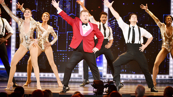 New York Host James Corden kicked off the 2019 Tony Awards at Radio City Music Hall with a musical tribute to theater's live appeal, later followed by numbers from nominated productions including Ain't Too Proud to Beg, The Prom, and Beetlejuice. Memorable moments throughout the night included Ali Stroker's win for Oklahoma!, marking the first win for a wheelchair-using performer, and Elaine May's first Tony win at the age of 87 for her role in The Waverly Gallery. The Broadway League and the American Theatre Wing awarded multiple honors to Hadestown, The Ferryman, The Cher Show, and Tootsie. Next: June 7, 2020