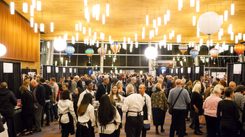 Vancouver Paid attendance and ticket-sale revenue rose to an all-time high in 2019, with more than 25,000 great grape fans in attendance, along with 160 wineries from 16 countries. In the works for 2020: an award-winning wine writer as the keynote speaker and new sponsorship from Nespresso. Next: February 22-March 1, 2020