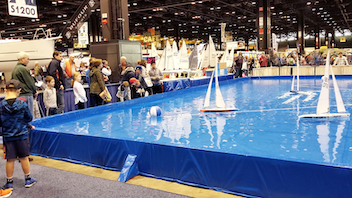 Billed as Chicago's biggest marine and outdoor sales event, the 89-year-old show offers 800,000 square feet of exhibits. In addition to shopping powerboats, RVs, and more, guests have access to educational opportunities like sailing lessons and paddle board demos. There are also activities for kids and Tiki-style eateries. Next: January 8-12, 2020