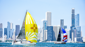 This 333-mile yacht race starts in Lake Michigan and ends in Lake Huron. About 3,000 sailors from 15 states and an array of countries, including Canada and China, participated in this year's race. Organized by the Chicago Yacht Club, the 111-year-old event is billed as the world's oldest annual freshwater distance race. Next: July 18, 2020