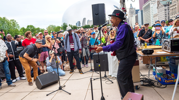 Now in its 36th year, this free event is considered the largest blues festival in the world. In 2019, headliners included Bobby Rush and the Kinsey Report. The entertainment takes place on six stages in Millennium Park, and the fest typically draws some 50,000 music fans. Next: June 5-7, 2020