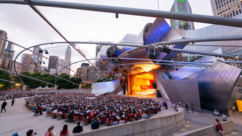 Up from #10 Now in its 81st year, this 10-week festival highlights classical music with concerts in Millennium Park. In 2019, the long-running fest introduced a series of programs called Festival Next. Aimed at reimagining the concert-going experience, the initiative included free concerts on Sunday afternoons, as well as a multimedia experience with the Grant Park Orchestra. Next: Summer 2020
