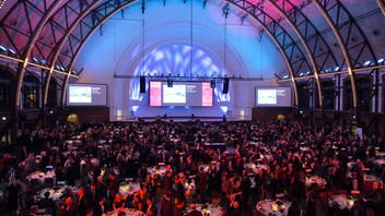 Roughly 1,000 industry pros, including architects and engineers, flock to this gathering at Navy Pier. Hosted by the Chicago chapter of the American Institute of Architects, the 2018 event doled out 33 Design Excellence Awards in categories such as Interior Architecture and Divine Detail. Next: October 25, 2019