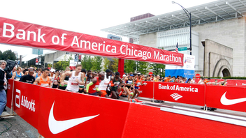 Now in its 42nd year, this prestigious race draws more than 40,000 runners from more than 100 countries and all 50 states. The race, which starts and ends in Grant Park, wends through 29 Chicago neighborhoods. Some 1.7 million spectators gather to cheer on the athletes. Next: October 2020