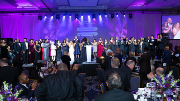More than 1,500 guests attended this event at the Hilton Chicago last year. The black-tie dinner raised more than $2 million to support the league's work in facilitating housing, jobs, and more. Comedian Damon Williams hosted the event for the seventh time, and the night included a keynote speech about racial inequality, as well as an award presentation. Next: November 2, 2019