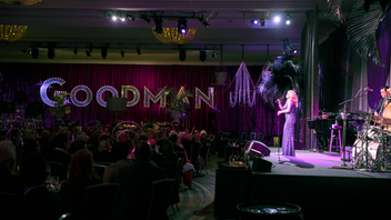 Singer Megan Hilty was the performer at this year's gala, which returned to the Fairmont Chicago. Some 650 guests attended the black-tie benefit, helping to raise more than $800,000. Kehoe Designs provided decor, decking the ballroom in chandeliers and purple flowers. Next: May 16, 2020