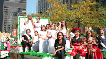 Now in its 67th year, this parade features more than 110 units. In celebration of Italian-American culture, floats, bands, marchers, and more travel down State Street. Prior to the parade, some celebrants gather in Little Italy for a morning Mass and a wreath-laying ceremony at the foot of the neighborhood's Columbus statue. Next: October 12, 2020