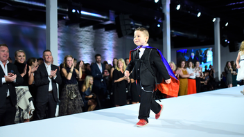 The Children's Service Board's signature fund-raising event took in more than $1 million this year. Held at Revel Fulton Market, the event included a cocktail reception with snacks from several local restaurants. The fashion show displayed styles from Neiman Marcus Michigan Avenue and was capped off with a paddle raise and live auction. Next: Fall 2020
