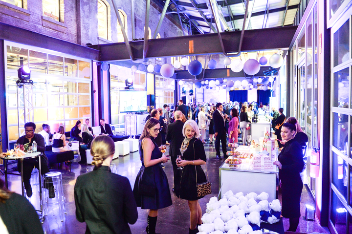 The eighth annual Purple Party took place October 24 at SoftChoice. The event, which was hosted by Murder Mysteries star Yannick Bisson, raised more than $200,000 for childhood cancer research and programs through Childhood Cancer Canada and Coast to Coast Against Cancer Foundation.