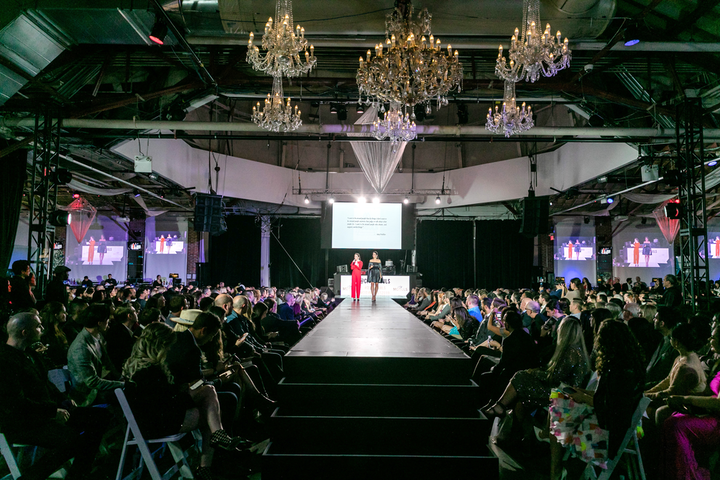 City Mogul's fourth runway show on November 7 donated proceeds to Covenant House Toronto. The event has raised more than $80,000 since partnering with the homeless youth charity.