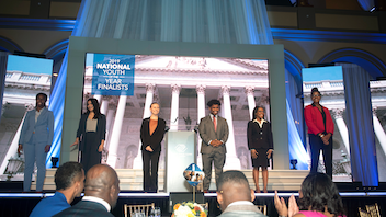 Congressman Steny Hoyer (Democrat of Maryland), actress Taraji P. Henson, and star ballerina and Boys & Girls Club alumna Misty Copeland were among the V.I.P.s present for the gala at the National Building Museum. Sabrina McFarland from San Francisco was named the 2019 National Youth of the Year, the organization's highest honor, during the celebration, and was awarded $100,000 in scholarship money. Next: October 6, 2020