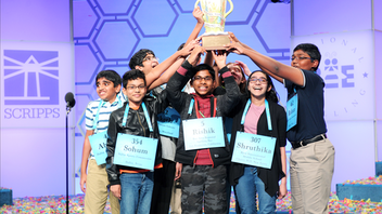 "Unlike anything seen before, the 2019 national spelling bee, which began with 562 participants, ended in an eight-way tie. It was the first time in the event's history, which spans more than nine decades, that more than two champions were crowned—let alone eight champions. Each of the ""Octochamps"" were granted the $50,000 cash prize. Almost 3,000 people convened at the Gaylord National Resort and Convention Center over the three-day competition. Next: May 24-29, 2020"