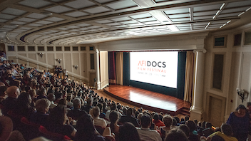 Over the course of five days, the documentary festival held in Washington, D.C. and Silver Spring, Maryland, showed 72 films to some 12,000 attendees. In 2019, the Audience Award for Best Feature was awarded to Chasing the Moon, directed by Robert Stone. The Audience Award for Best Short went to St. Louis Superman, a film by Smriti Mundhra and Sami Khan. Next: June 17-21, 2020