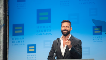 Transgender actress, author, and model Dominique Jackson was honored with the HRC National Equality Award, and Latin music superstar Ricky Martin was given the HRC National Visibility Award at the 23rd annual dinner, which drew more than 3,600 guests. The gala, held at the Walter E. Washington Convention Center, aimed to increase support for the L.G.B.T.Q. community and attracted sponsors such as Marriott International, Macy's, and Wells Fargo. Next: September 26, 2020