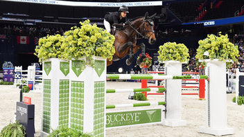 "New to the list Established in 1958, the show attracts more than 26,000 spectators to watch hundreds of riders compete for more than half a million dollars in prize money. Top talents included Laura Kraut, who won the $136,300 Longines FEI Jumping World Cup, and Schuyler Riley and Aaron Vale, who tied the $25,000 Land Rover Puissance high jump by both clearing the great wall at a height of of 6'9"". The show saw a record number of attendees on October 24 for its family-friendly barn night, during which professional riders and their horses compete wearing Halloween costumes. Next: October 20-25, 2020"