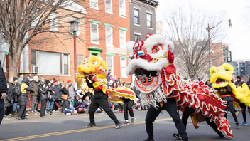 Hosted by the Chinese Consolidated Benevolent Association, the parade weaves through Chinatown in downtown Washington. Traditional Chinese floats, accompanied by lion and dragon dances, Kung Fu demonstrations, firecrackers, and more take to the streets between 6th and Eye Street NW to 6th and H Street NW each year. Next: January 26, 2020