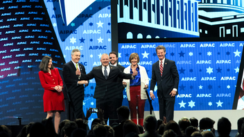 More than 18,000 people attended 2019's conference making the three-day event the nation's largest gathering of pro-Israel Americans. Israeli Prime Minister Benjamin Netanyahu and Vice President Mike Pence were among the speakers at the event, which promotes a positive relationship between America and Israel. This year's event was the first time the conference was live-streamed, making it accessible to online viewers. Next: March 1-3, 2020