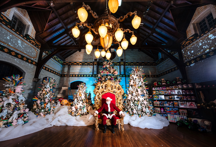 Casa Loma's 'A Nutcracker Christmas at the Castle' extends its hours next week, enabling guests to experience the venue, gardens, and light displays after dark.