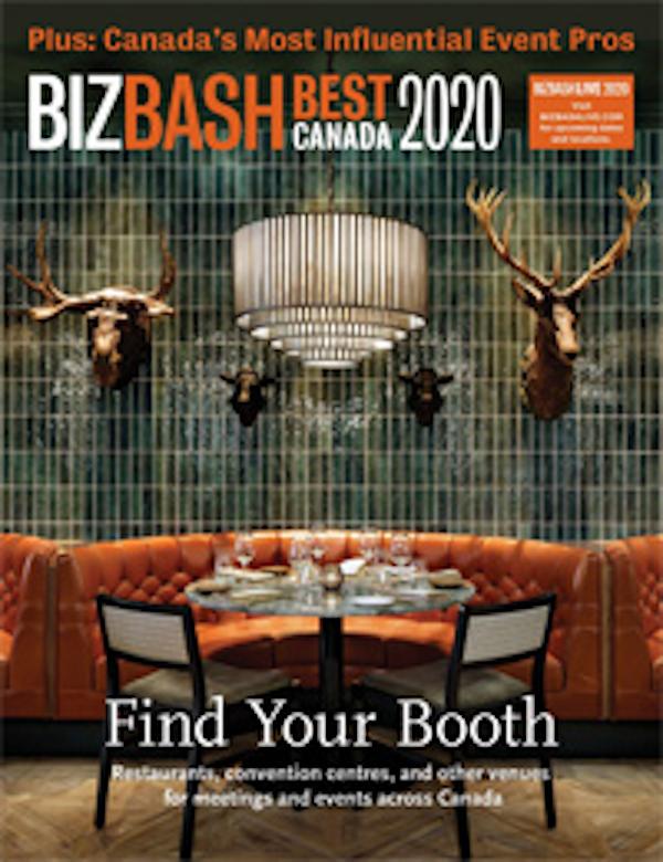 BizBash Magazine 2020 BizBash Best Canada