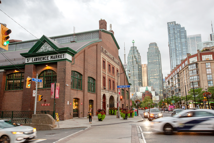 St. Lawrence Market in Toronto