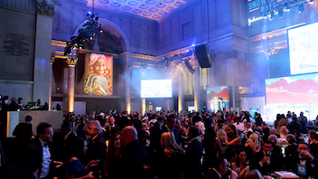 In 2019, Unicef USA hosted its 15th annual Snowflake Ball, where Unicef Goodwill Ambassador Priyanka Chopra Jonas and advocates Marjolein and Ewout Steenbergen were honored for their work on behalf of children's rights around the world. Held at Cipriani Wall Street, the event drew 1,100 guests and generated a record-breaking $5 million. The party moves to the Park Avenue Armory this year. Next: December 1, 2020