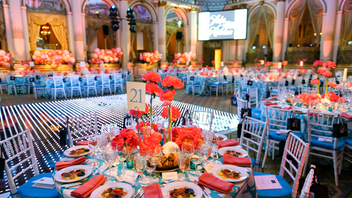More than 300 guests were in attendance at the Plaza Hotel for the 12th annual Society of Memorial Sloan-Kettering Cancer Center Spring Ball in 2019, which raised more than $1.5 million for programs and research grants at the renowned cancer hospital. The party will relocate to the Pierre Hotel this year. Next: May 19, 2020