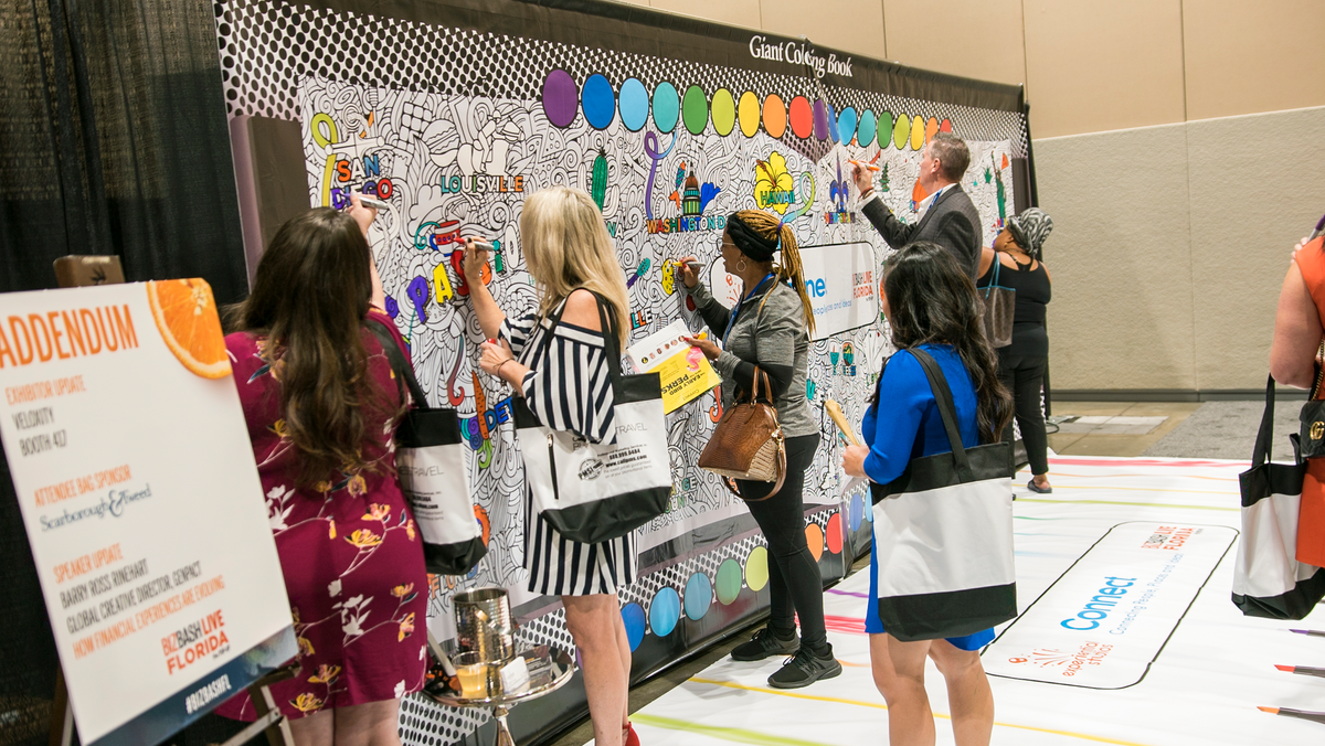 6 Steal-Worthy Ideas From BizBash Live: Florida 2020