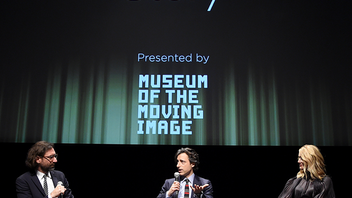 Noah Baumbach's Marriage Story was in the spotlight at last year's Museum of the Moving Image Awards, which included a screening and conversation with the filmmaker and co-star Laura Dern in the museum's Redstone Theater followed by a seated dinner. The event raises money to support exhibitions, screenings, and community engagement programs. Next: December 2020