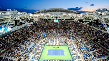 A record 853,227 tennis fans made their way to the USTA Billie Jean King National Tennis Center for the 2019 U.S. Open, an attendance record that also resulted in 23 sold-out matches and 300 million social media interactions. Nearly 1.3 million people watched the event on ESPN, and 5.5 million viewers from around the world tuned in to watch the action on the U.S. Open Now live-streaming channel. At just 19 years old, Canadian Bianca Andreescu won her first Grand Slam title, while Rafael Nadal took home the men's title after a final match that lasted nearly five hours. Next: August 24-September 6, 2020 See more: U.S. Open 2019: 22 Tennis-Theme Highlights From Sponsors and Satellite Events