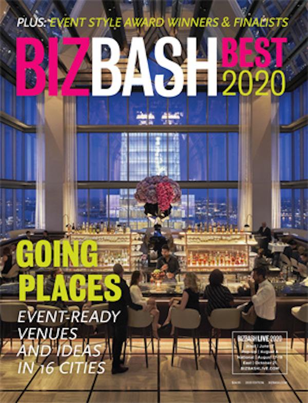 BizBash Magazine 2020 BizBash Best Venue & Supplier Guide