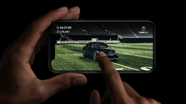 During Super Bowl LII in 2018, Mercedes-Benz USA sponsored a smartphone-based game dubbed Last Fan Standing, during which servers, unfortunately, crashed due to high traffic. According to Richard Torriani, chief operating officer of MCI Group, 5G networks will transform the event industry by allowing for a more customized experience—one that supports mass data services, such as the Last Fan Standing game.