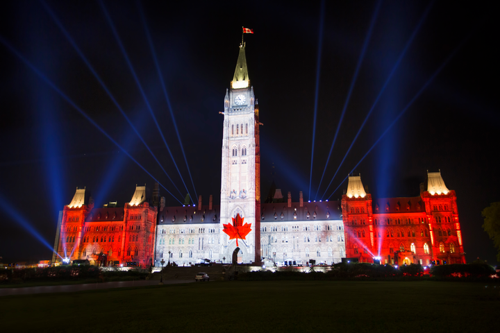 Following Canada Day's virtual fireworks display, Ottawa's annual Northern Lights show is now available as a free online experience.