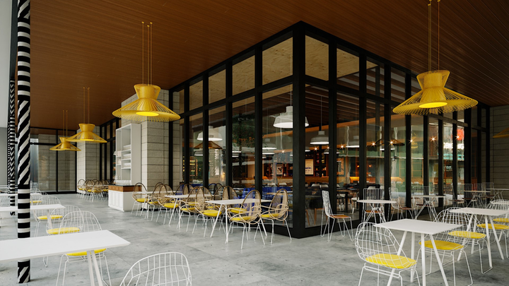 Arlo restaurant will open in San Diego's Mission Valley on Aug. 12.
